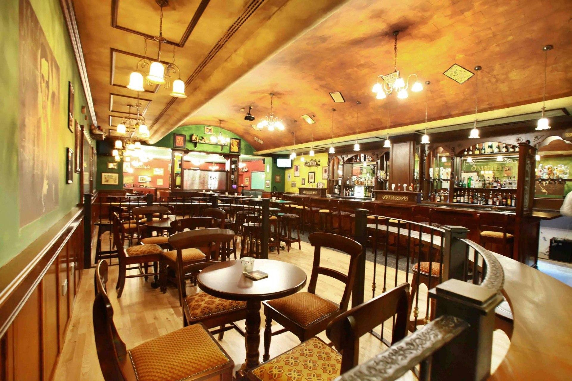 pub design