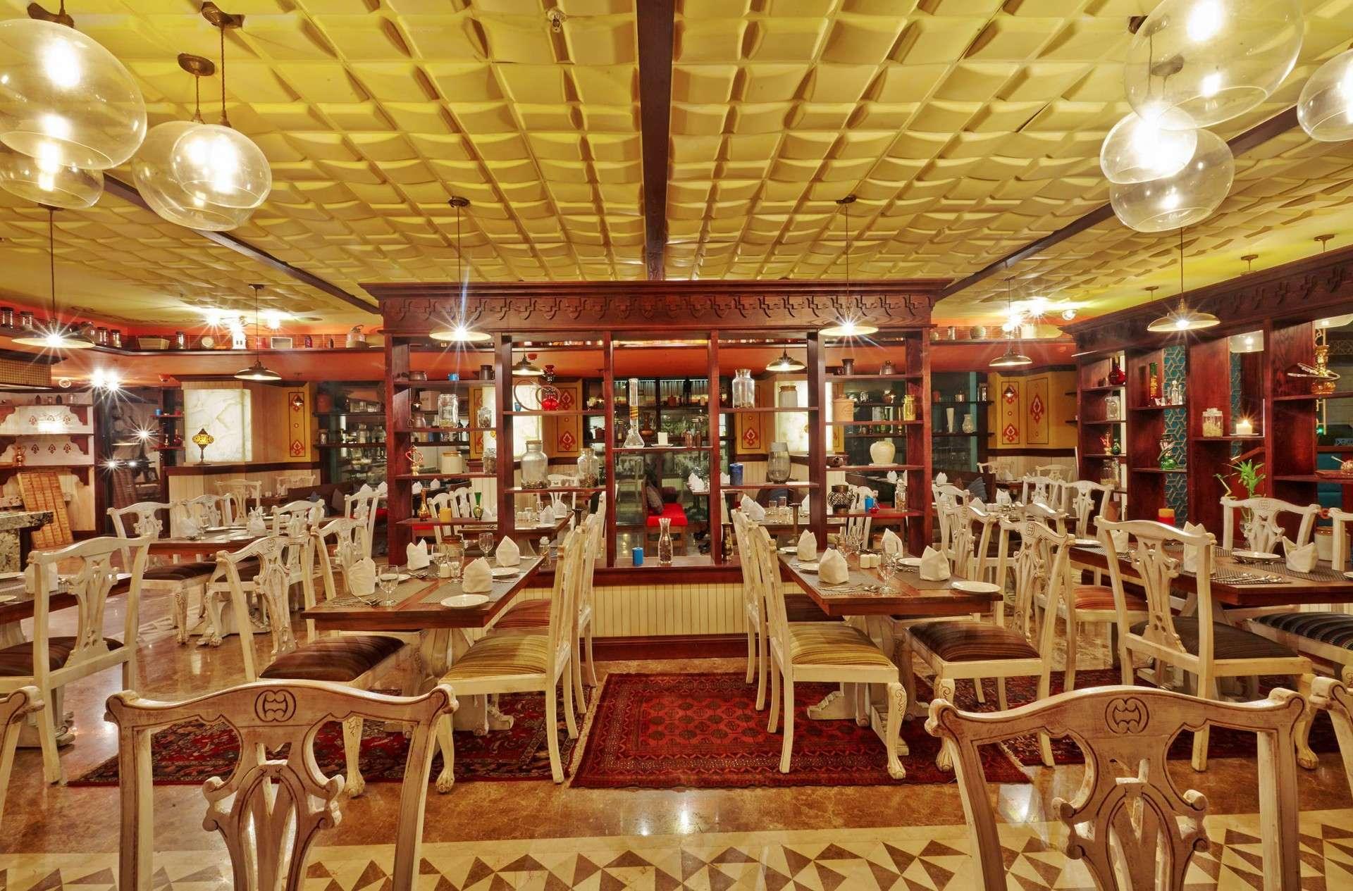 Restaurant Architect